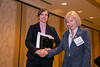 New Orleans, LA - AHA HBPR 2013 : Daniela Wenzel recieves the Top Paers Published in Hypertension - Basic Sciene Category award at the HBPR Council and Kindey in Cardiovascular Disease Awards Luncheon   at the American Heart Association High Blood Pressure Research (HBPR) Meeting here today, Friday September 13, 2013.  Physicians, researchers and healthcare professionals gathered at the meeting which is being held at the New Orleans Marriott to improve understanding of mechanisms of high blood pressure. Photo by © AHA/Todd Buchanan 2013 Technical Questions: todd@medmeetingiamges.com