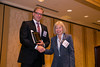 New Orleans, LA - AHA HBPR 2013 : Jens Jordan recieves the Top Papers Published in Hypertension - Population Science Category award at the HBPR Council and Kindey in Cardiovascular Disease Awards Luncheon   at the American Heart Association High Blood Pressure Research (HBPR) Meeting here today, Friday September 13, 2013.  Physicians, researchers and healthcare professionals gathered at the meeting which is being held at the New Orleans Marriott to improve understanding of mechanisms of high blood pressure. Photo by © AHA/Todd Buchanan 2013 Technical Questions: todd@medmeetingiamges.com