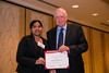 New Orleans, LA - AHA HBPR 2013 : Umadevi Subramanian recieves the HBPR Research Conference New Investigator award at the HBPR Council and Kindey in Cardiovascular Disease Awards Luncheon   at the American Heart Association High Blood Pressure Research (HBPR) Meeting here today, Friday September 13, 2013.  Physicians, researchers and healthcare professionals gathered at the meeting which is being held at the New Orleans Marriott to improve understanding of mechanisms of high blood pressure. Photo by © AHA/Todd Buchanan 2013 Technical Questions: todd@medmeetingiamges.com
